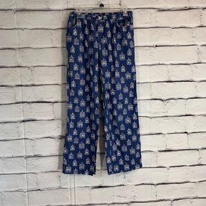 {Gap} body cotton pj pants
